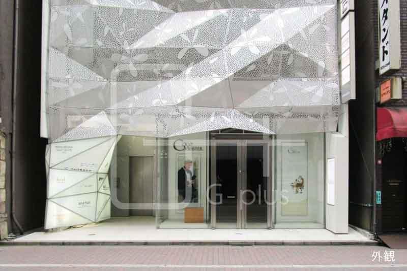 ガス灯通りのオシャレな美容ビル 5階のイメージ