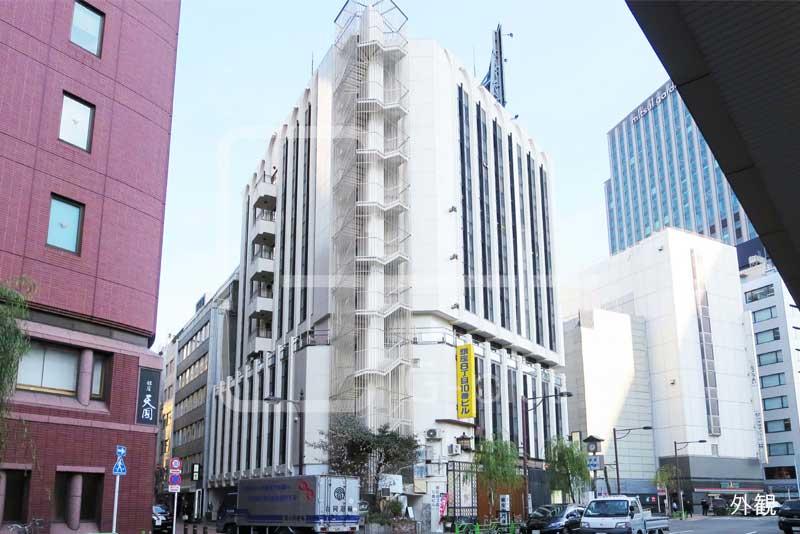 銀座8丁目御門通り沿い貸事務所 3階C6室のイメージ
