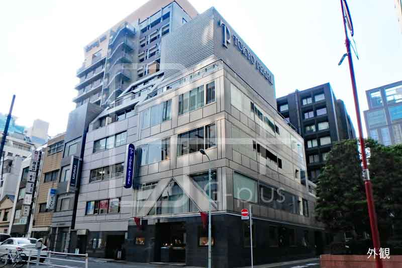 銀座6丁目34.2坪の貸店舗事務所 3階のイメージ
