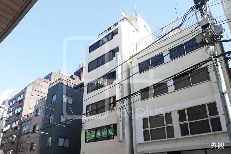 柳通り角地の賃貸事務所 6階のイメージ