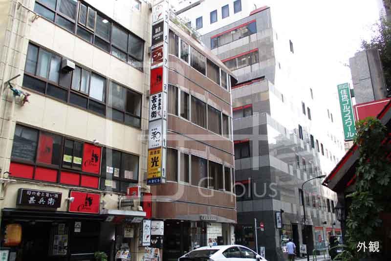 新橋2丁目24.70坪店舗事務所 地下1階のイメージ