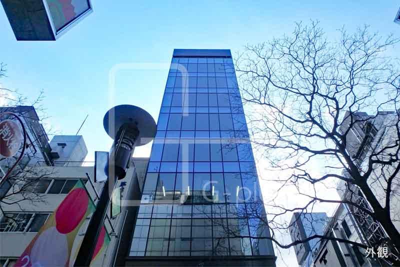 並木通り×花椿通りの角地ビル 8階のイメージ