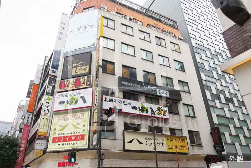 みゆき通り×三原通り角地貸店舗 3階のイメージ