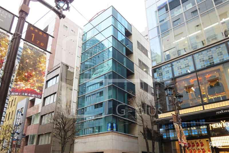 銀座1丁目並木通り貸店舗事務所 6階のイメージ