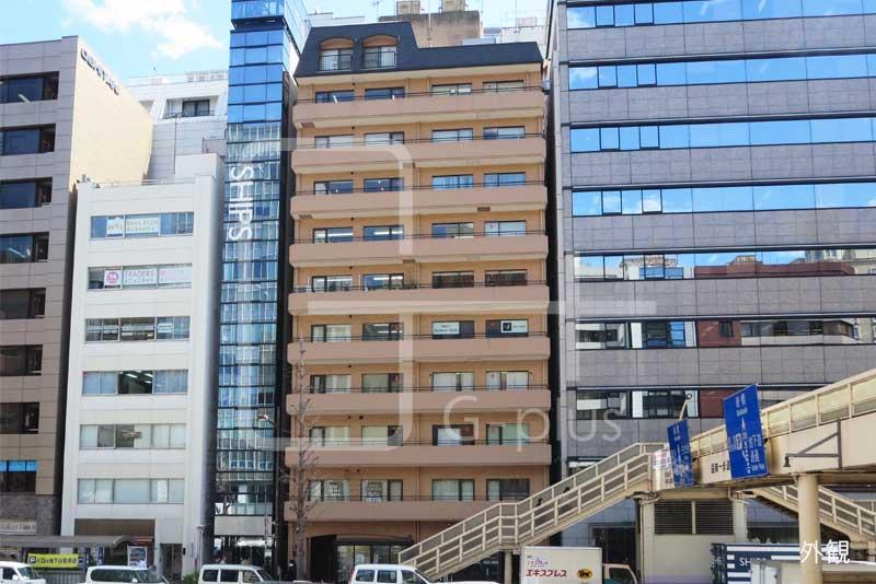 銀座1丁目昭和通りの貸オフィス 6階のイメージ