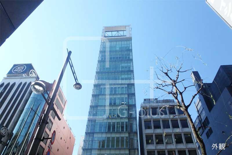 銀座7丁目外堀通りの美観店舗 1階のイメージ