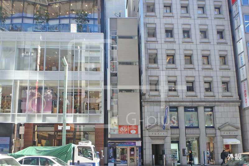 銀座1丁目中央通りの店舗事務所 5階のイメージ