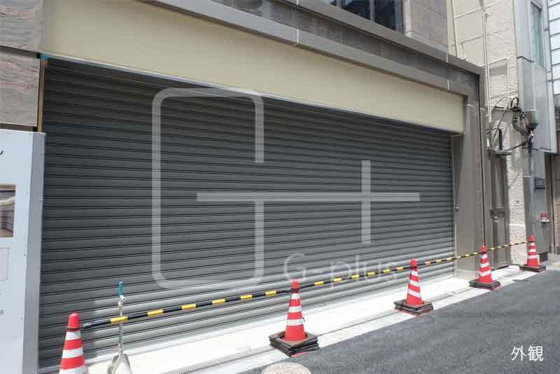 新橋駅至近の新築貸店舗 1階のイメージ