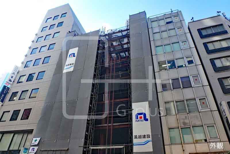 新橋駅至近の新築貸店舗 6階のイメージ