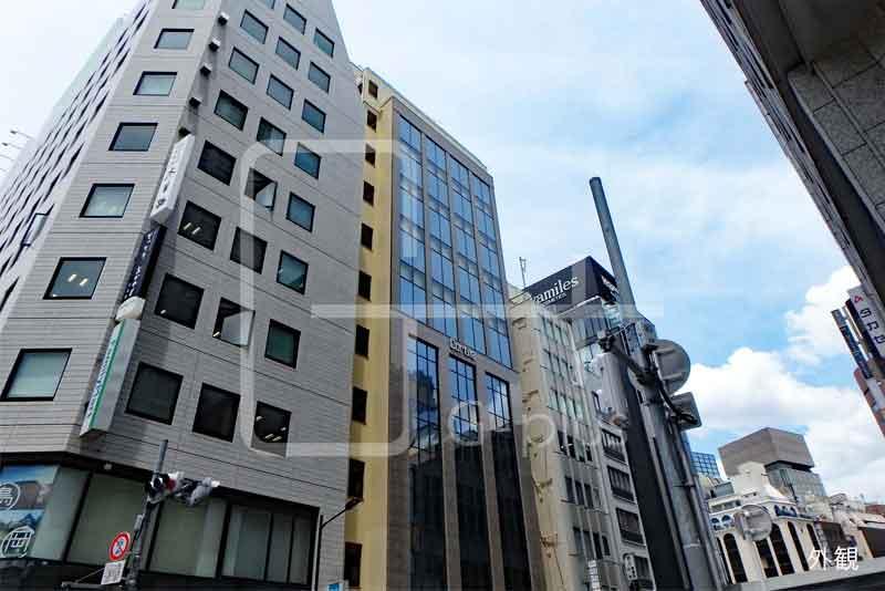 新橋駅至近の新築貸店舗 7階のイメージ