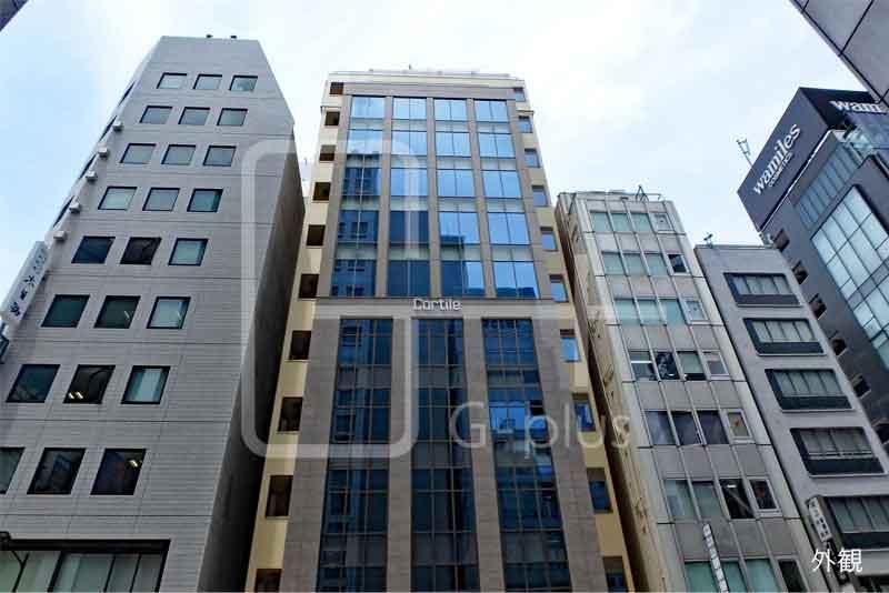 新橋駅至近の新築貸店舗 8階のイメージ