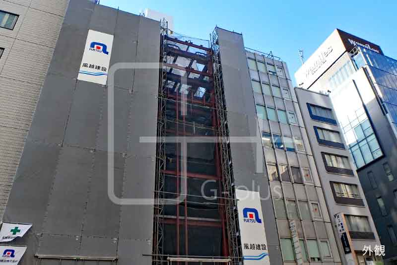 新橋駅至近の新築貸店舗 11階のイメージ