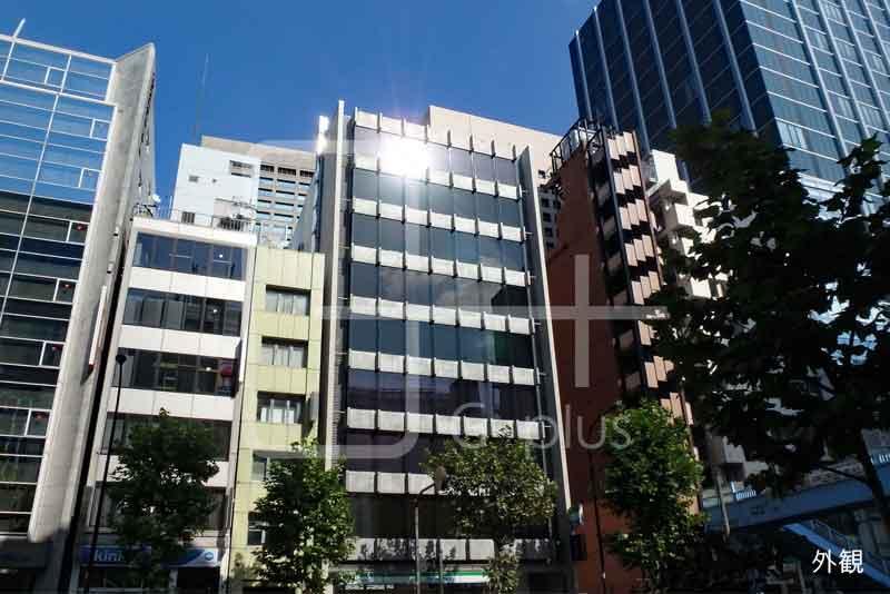 外堀通り沿いの大型貸事務所 8階のイメージ