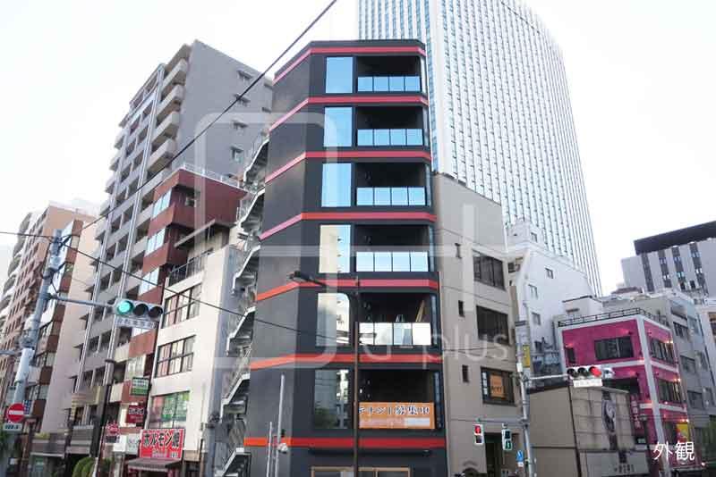 銀座4丁目歌舞伎座近くの新築ビル 4階のイメージ