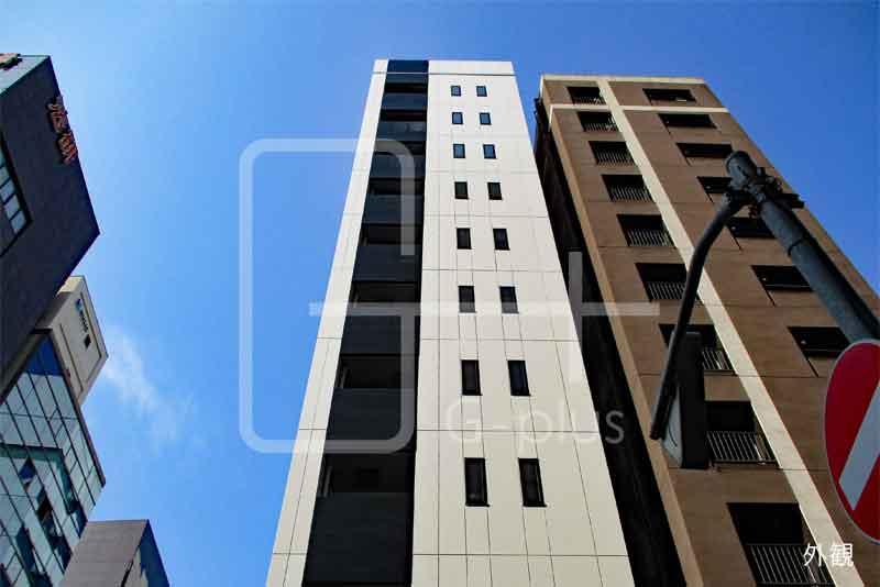 2021年1月竣工の角地ビル 4階のイメージ