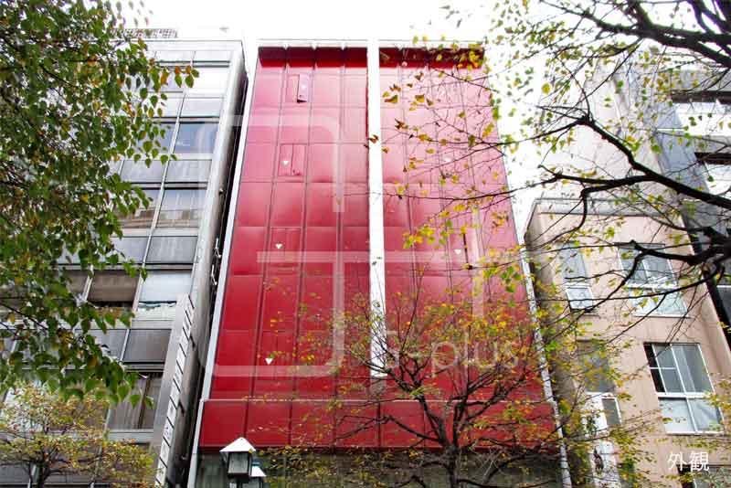 銀座8丁目並木通りのリース店舗 4階C室のイメージ