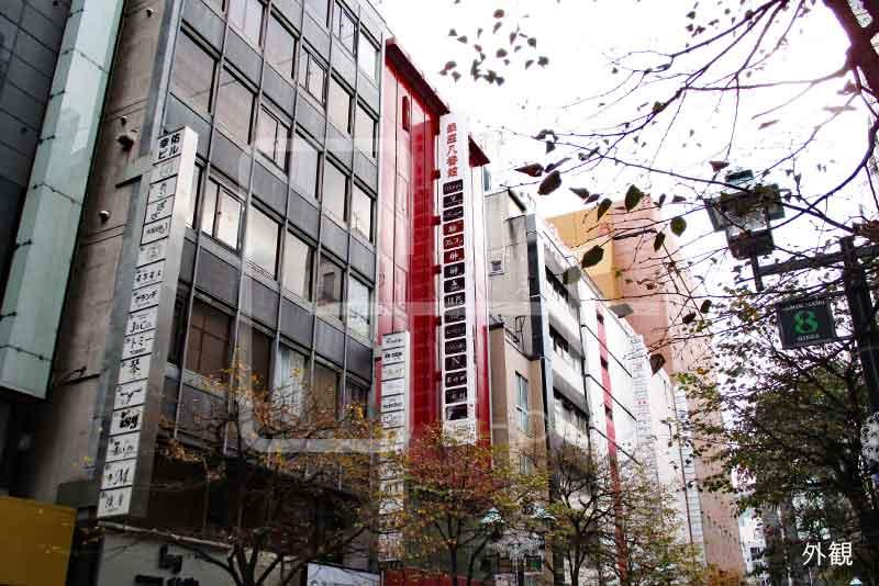 銀座8丁目並木通りのリース店舗 6階C室のイメージ
