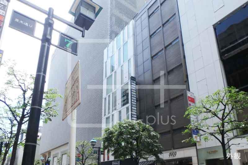 並木通り×ソニー通り1階貸店舗のイメージ