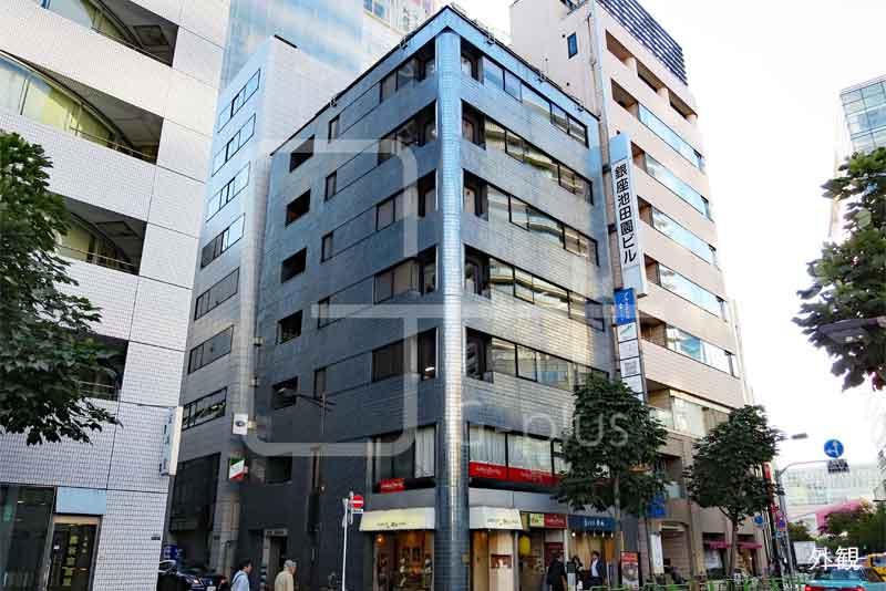 銀座1丁目桜通りの貸事務所 4階のイメージ