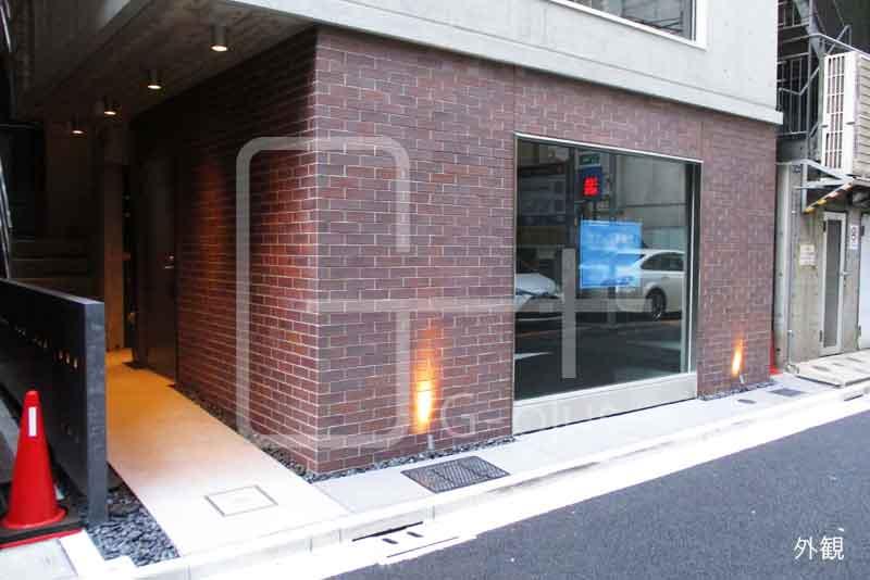 銀座8丁目オシャレな新築ビル 1階のイメージ