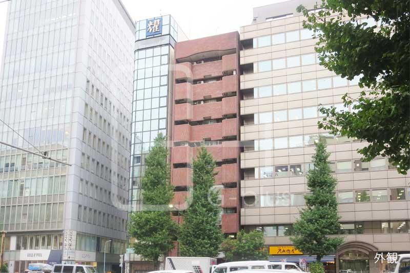 昭和通り沿いのマンションタイプ 604号室のイメージ