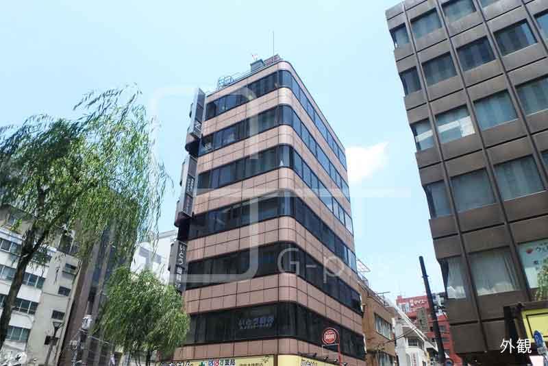 松屋通り角地の貸店舗事務所 6階のイメージ