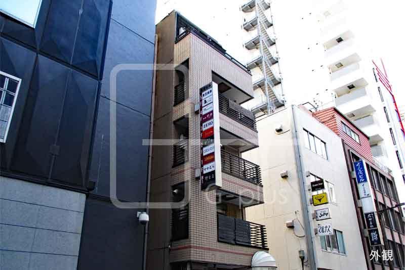 数寄屋通りの飲食店居抜き 2階B室のイメージ