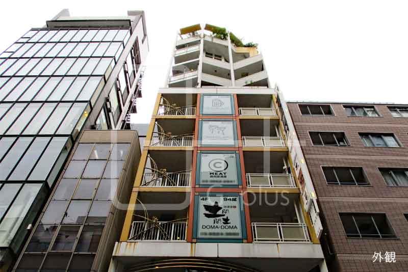 銀座柳通り和風レストラン居抜き 7階のイメージ