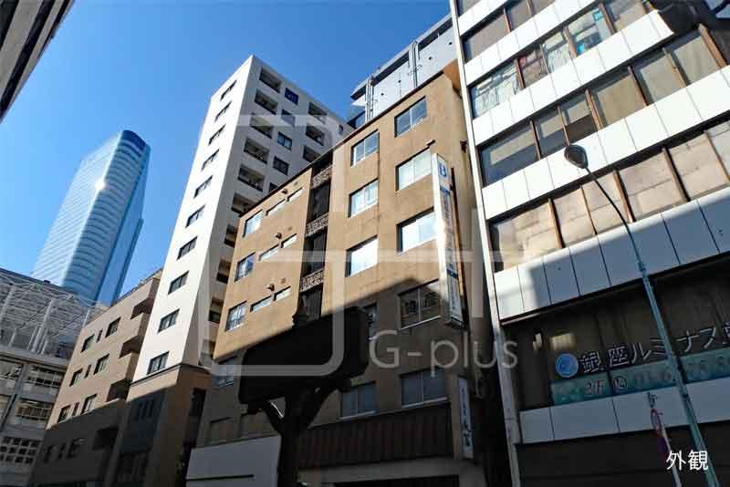 銀座8丁目コンパクト店舗事務所 401号室のイメージ
