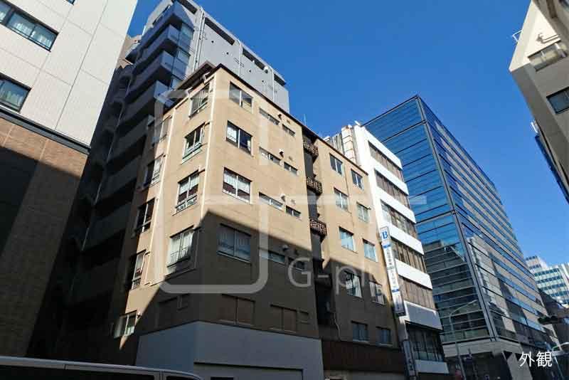 銀座8丁目コンパクト店舗事務所 601号室のイメージ