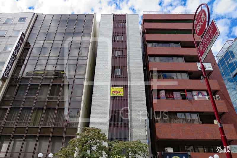 新橋赤レンガ通り沿い貸店舗事務所 7階のイメージ