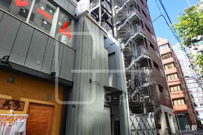 新橋5丁目9.47坪の貸事務所 2階のイメージ