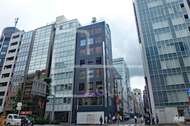 日比谷通り角地の貸店舗事務所 3階のイメージ