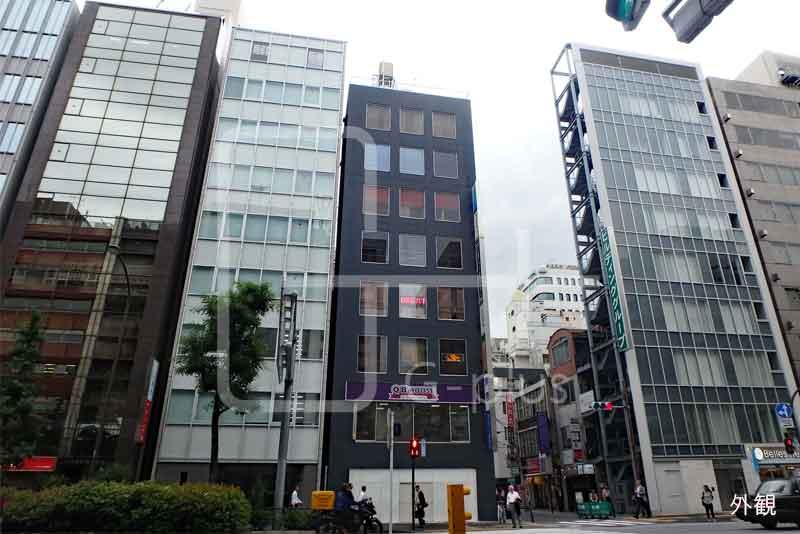 日比谷通り角地の貸店舗事務所 4階のイメージ