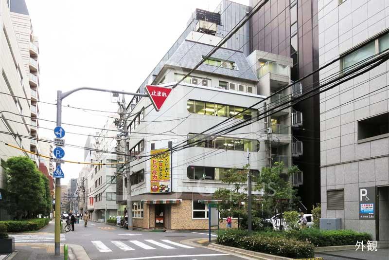 新橋マッカーサー通り周辺貸事務所 7階のイメージ