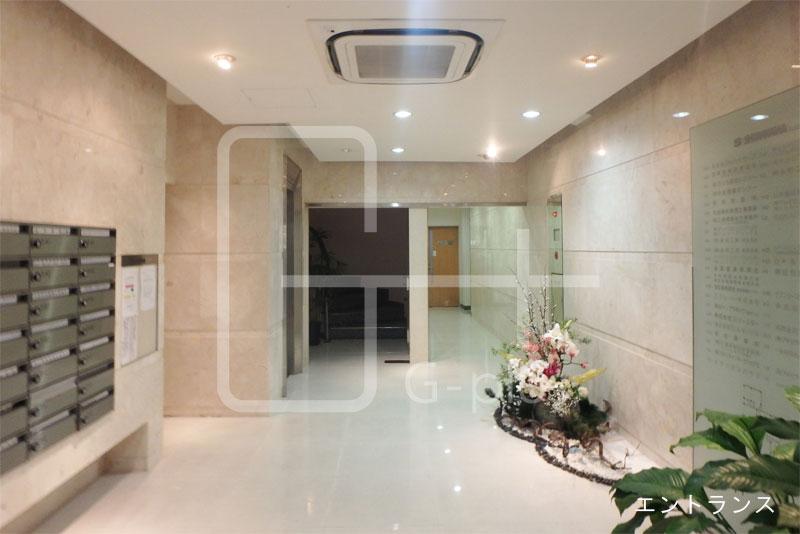 日比谷通りに面する貸事務所 1階E室のイメージ