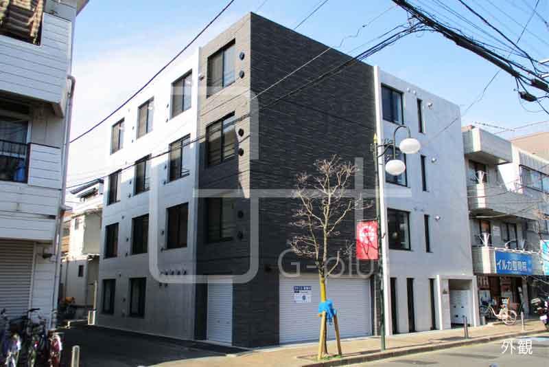 COCOCUBE西蒲田 1階のイメージ