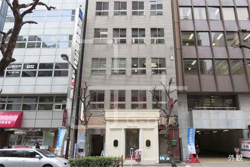 銀座7丁目交詢社通り店舗事務所 6階のイメージ