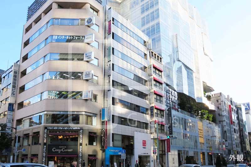 銀座1丁目中央通り店舗事務所 9階のイメージ