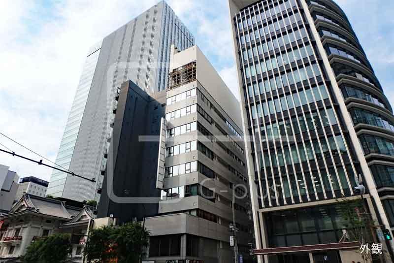 銀座4丁目晴海通りの貸事務所 6階のイメージ