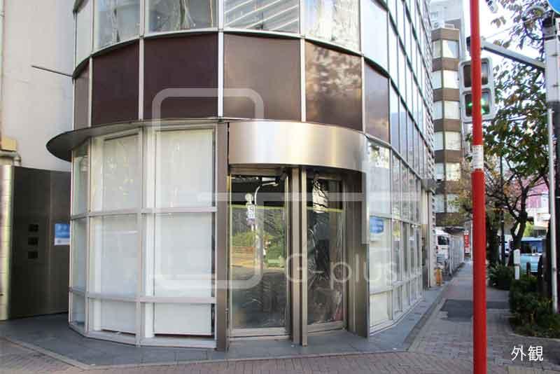 銀座桜通り×並木通りの貸店舗 1階+2階のイメージ