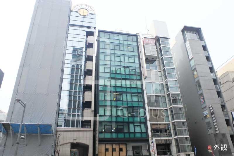 銀座6丁目外堀通りの貸事務所 B104号室のイメージ