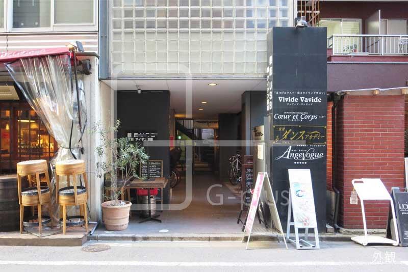 歌舞伎座至近のマンションタイプ 402号室のイメージ
