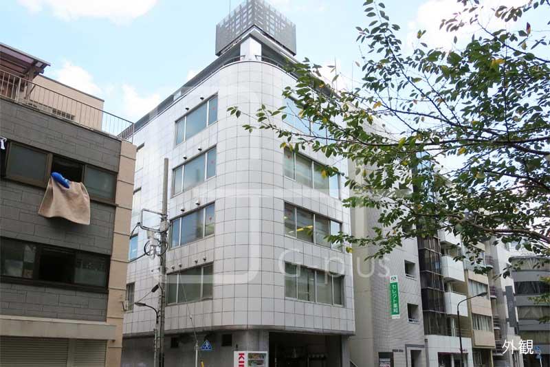 新橋6丁目三面採光貸事務所 7階のイメージ