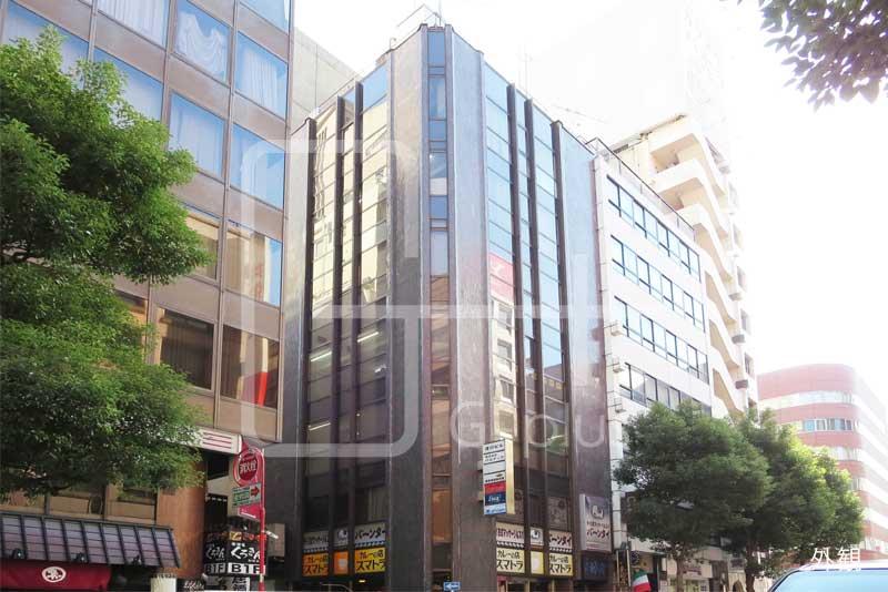 新橋駅至近の17.75坪賃貸オフィス 3階のイメージ