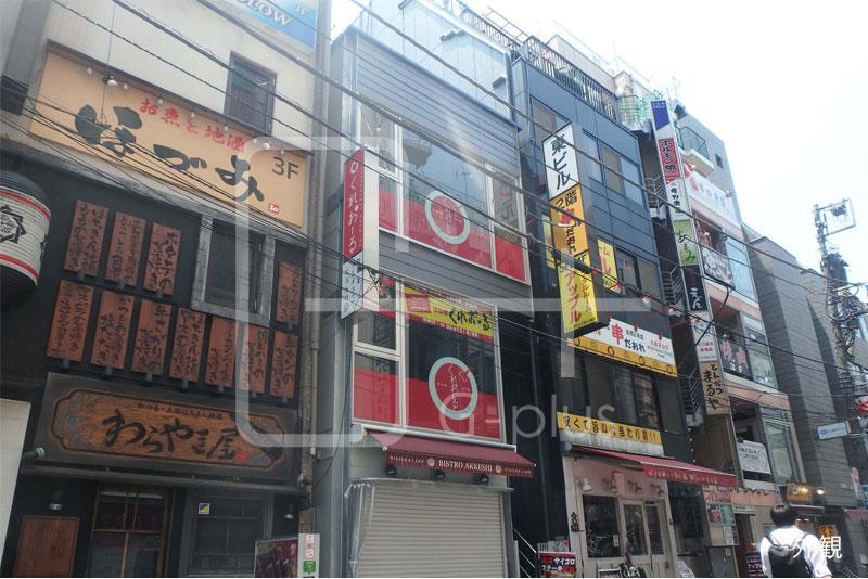 新橋3丁目タイ料理店居抜き店舗 1階+2階のイメージ
