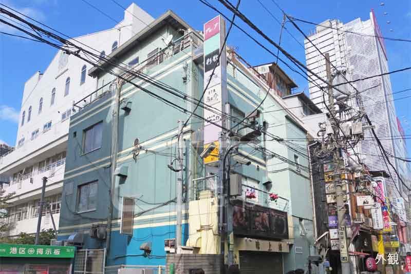 桜田公園隣のバー居抜き店舗 地下1階B号室のイメージ