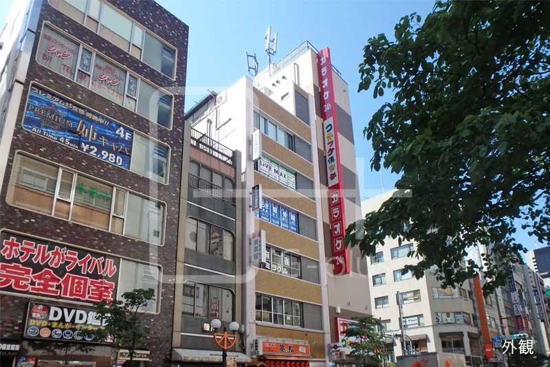 新橋3丁目赤レンガ通りの貸店舗 2階A室のイメージ