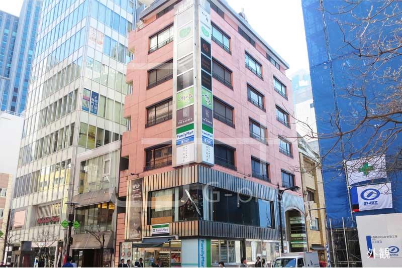 銀座8丁目花椿通りの貸店舗 地下1階のイメージ