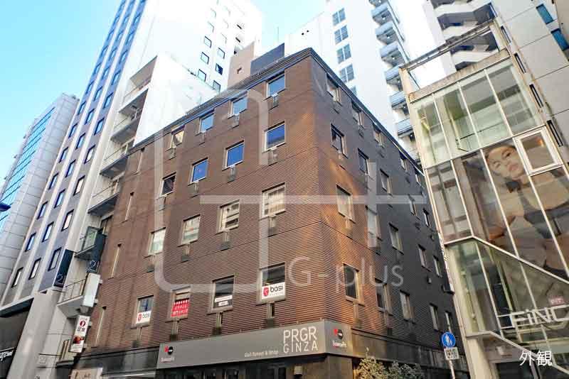 銀座2丁目71.23坪の貸事務所 5階のイメージ